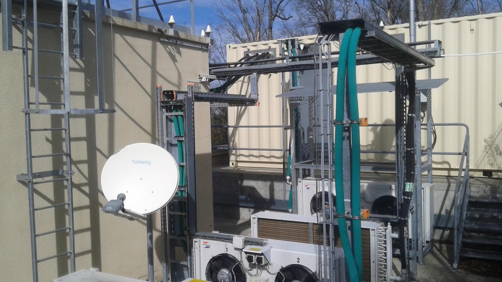 TowerCast - Site de diffusion FM & TNT (Labastide-du-Haut-Mont)