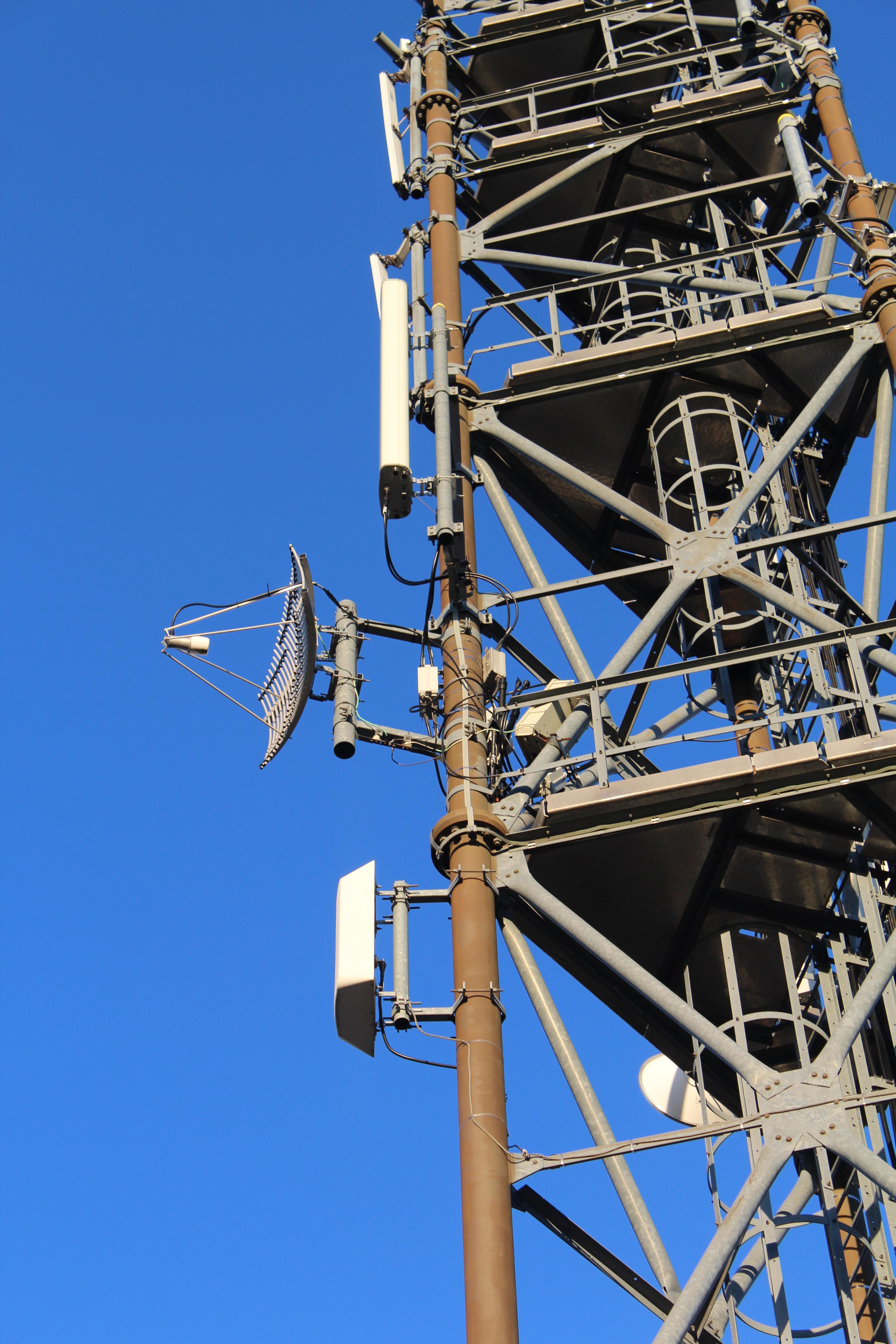 Antenne relais - FM / GSM / WiMax / PMR