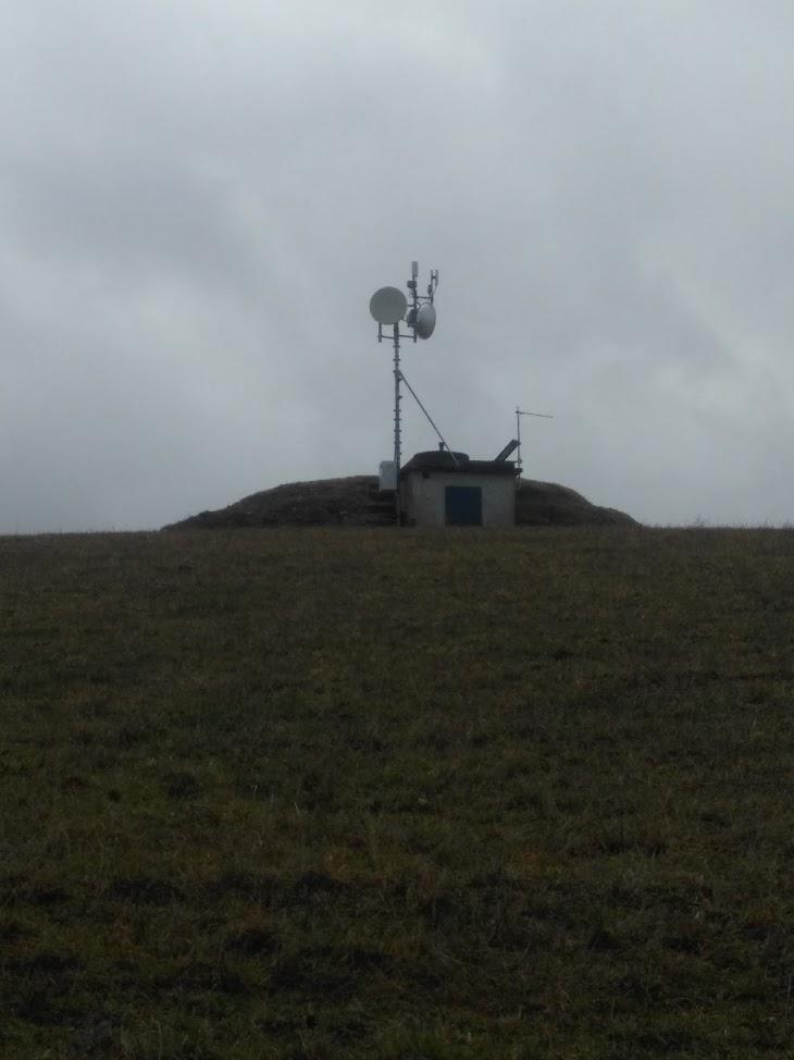 Antenne relais - Faisceau Hertzien (ATHD)
